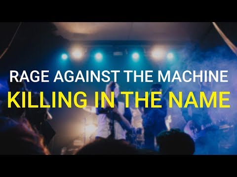 Rage Against The Machine – Killing In The Name (PTFB cover)