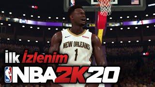 NBA 2K20 | Bu sene de alınır mı?