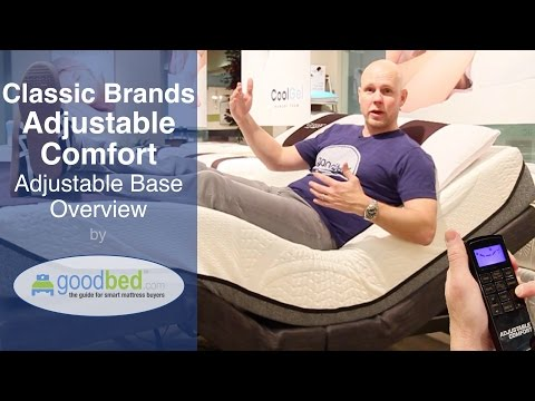 Classic Brands Adjustable Bed EXPLAINED by GoodBed.com