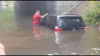Потоп в Москве 27.07.2016