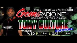 Tony Culture  Phone Interview with Felisha Loud