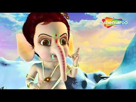 Bal Ganesh 2 - Best Animation Films - Ganesh Pens The Mahabharata