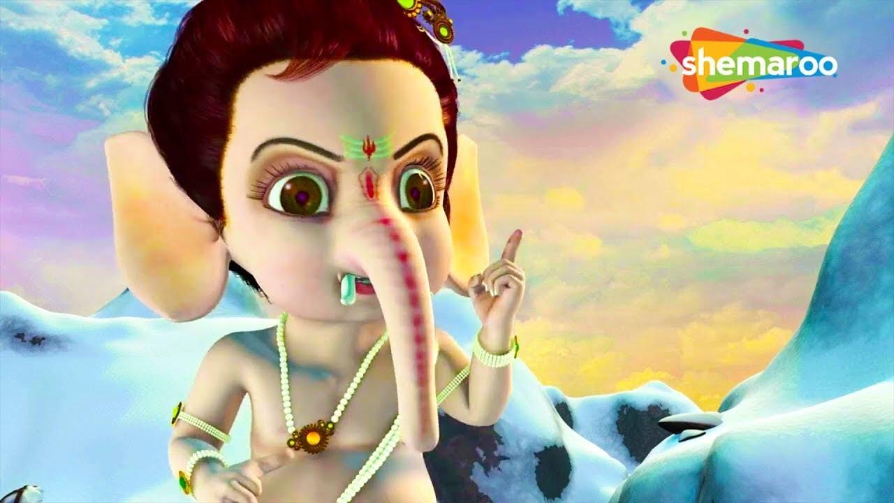 Bal Ganesh 2 Best Animation Films