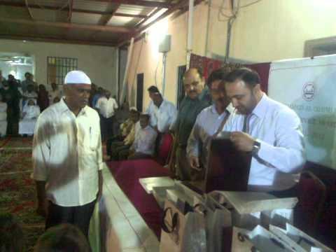 long service awards 12-01-2012 Al-Ojaimi(Makkah Branch)