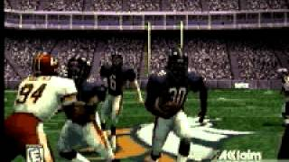 NFL Quarterback Club 2000 1999Acclaim