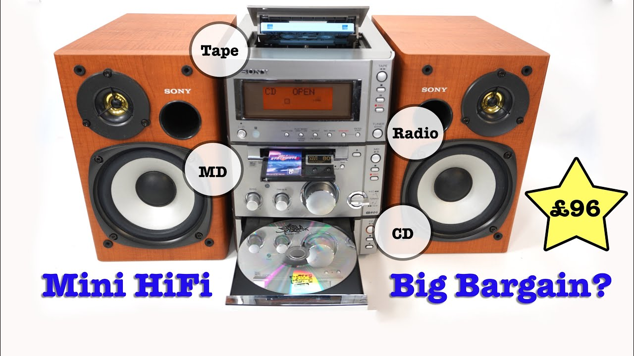 The BIGGEST used HiFi bargains might be the SMALLEST