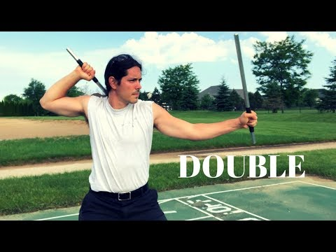 Double Weapons and Footwork - Kali Escrima Arnis