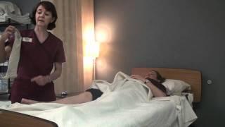 CNA Skill Training: Antiembolic Stockings/ Ted Hose