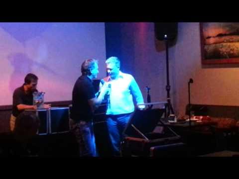 Rex Smith at Ocean Avenue Brewery Monday Karaoke