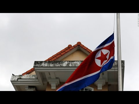 N. Korea: Diplomats 'mugged' at JFK Airport