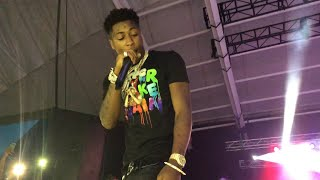 NBA YoungBoy Live Performance