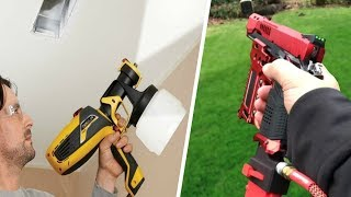 INGENIOUS WORKERS AND TOOLS THAT ARE ON ANOTHER LEVEL