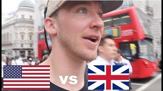 AMERICAN'S FIRST TIME SEEING LONDON! (Reaction) (with @itsConnerSully)