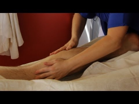 How to Do the Basic Strokes | Ayurvedic Massage