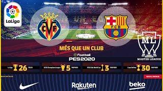 Pes 2020 fc barcelona master league #35 ...