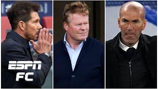 La Liga HEATS UP: Will Atletico Madrid, Barcelona Or Real Madrid?   ESPN FC