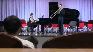 David Uber - Romance (Trombone)