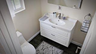 I Remodeled My Bathroom!