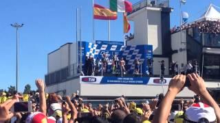 Moto GP San Marino 2014 - Misano Rimini Italy - RACE + PODIUM