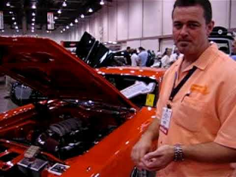 Restore A Muscle Car Wins Mothers Shine Award SEMA - Restore a muscle car car show