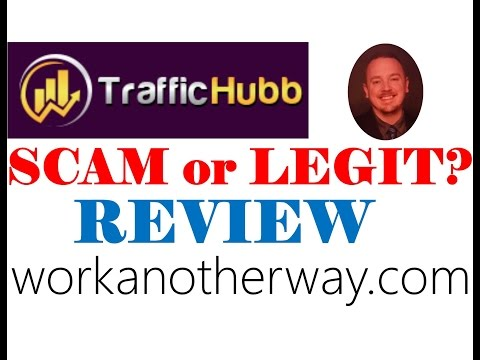 Traffic Hubb Scam or Legit Review Pros and Cons