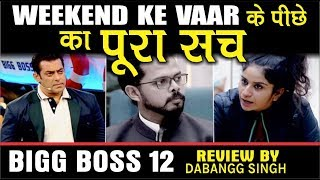 """""""BIGG BOSS 12"""" LATEST NEWS 