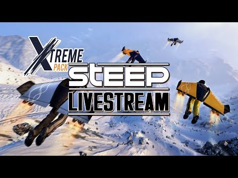 "STEEP LIVE #07 (MET KIJKERS!) ~ ""EXTREME PACK DLC"" (STEEP Season Pass) ~ Nederlands / Dutch"
