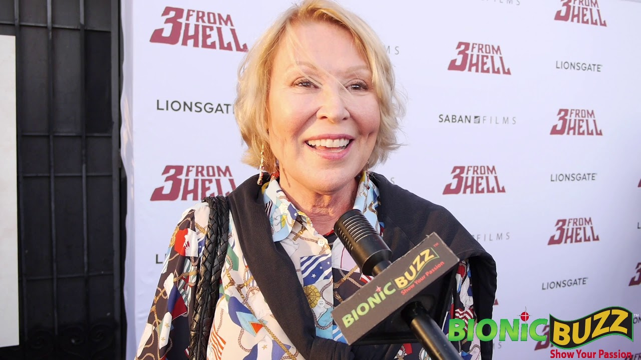 Download Leslie Easterbrook Interview at 3 from Hell Premiere