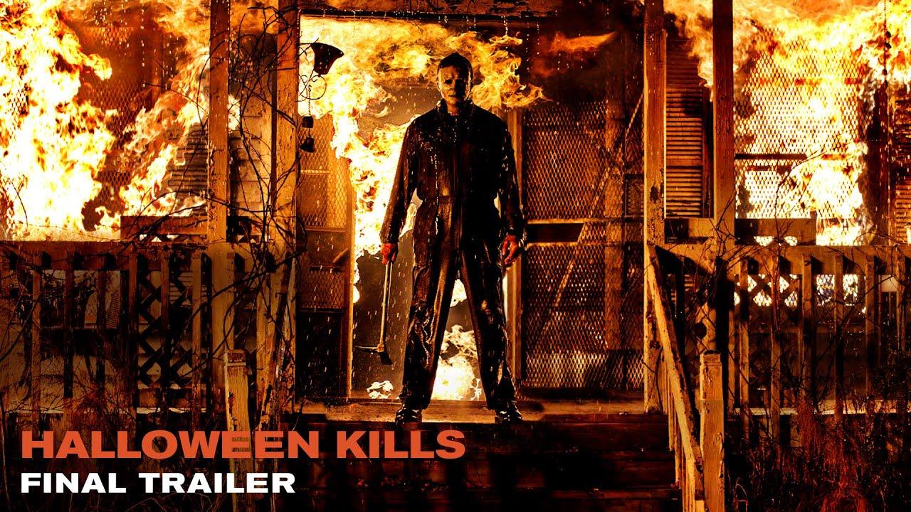 PlayTube Movies: Halloween Kills - The Final Trailer
