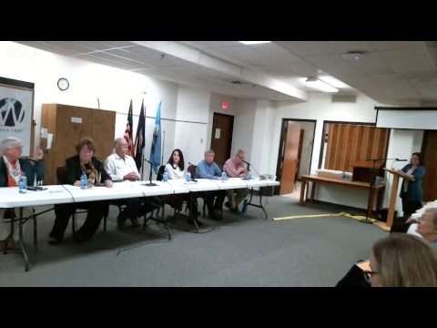 Livingston Candidate forum 10.16.17