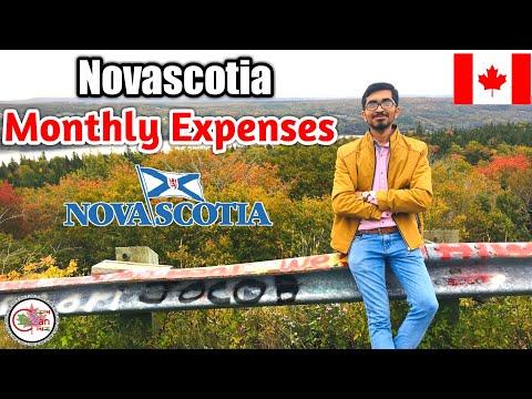 Nova Scotia  Cost Of Living   Cape Breton University   In2Can Vlogs  International Students