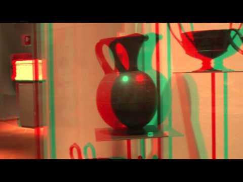 Visita al museo di Chiusi in 3D