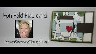 Fun Fold Flap card