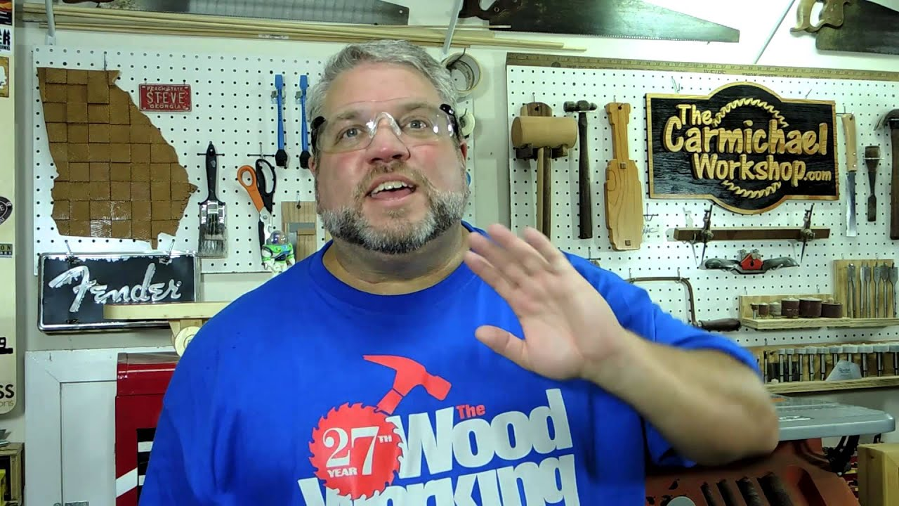Steve Carmichael – Woodworking Videos 101