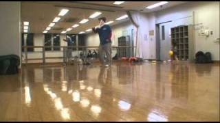 EXILE I wish for you  ダンス練習