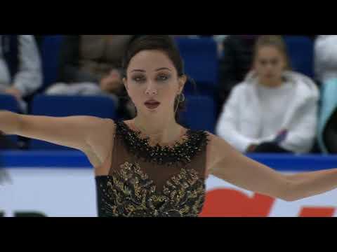 Finlandia Trophy 2018 Elizaveta TUKTAMYSHEVA FS