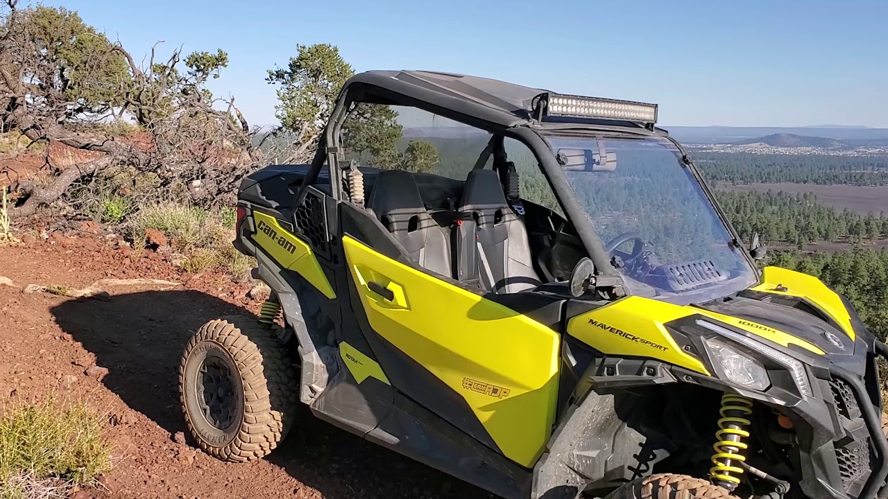 House Mtn And Cinder Hills Maverick Sport Canam