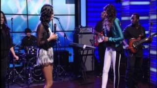 Monica & Brandy - It All Belongs To Me (Live at Kelly)