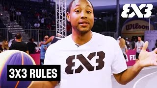 Fast-Paced & Exciting: 3x3 Basketball Rules Explained thumbnail