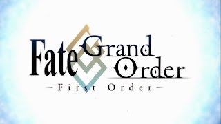 Watch Fate/Grand Order: First Order Anime Trailer/PV Online