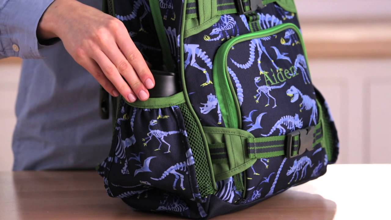 Smartly Designed Kids Backpacks For School Pottery Barn Kids Youtube