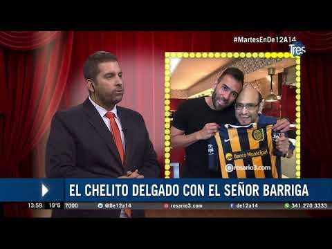 A Juan Junco lo quiere entrenar el Chelito Delgado