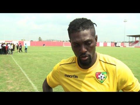 """CAN-2017: """"Pas là pour prouver quoi que ce soit"""" (Adebayor)"""