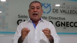 Invitación a la VIII Versión al Merito Empresarial Julio Villazón Baquero