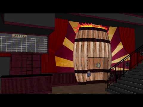 A quick preview of Alamo Drafthouse Mueller's Barrel O' Fun