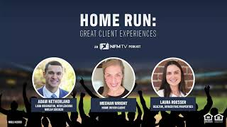 Home Run Great Client Experiences Podcast: The Meghan Wright Story