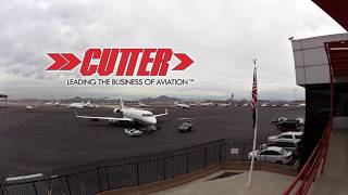 Super Bowl 2015 Ramp Activity - Cutter Aviation Phoenix