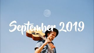 Indie/Pop/Folk Playlist - September 2019