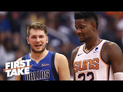 Teams should regret passing on Luka Doncic – Ryan Hollins | First Take