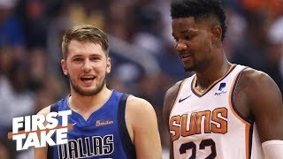 Teams should regret passing on Luka Doncic - Ryan Hollins | First Take